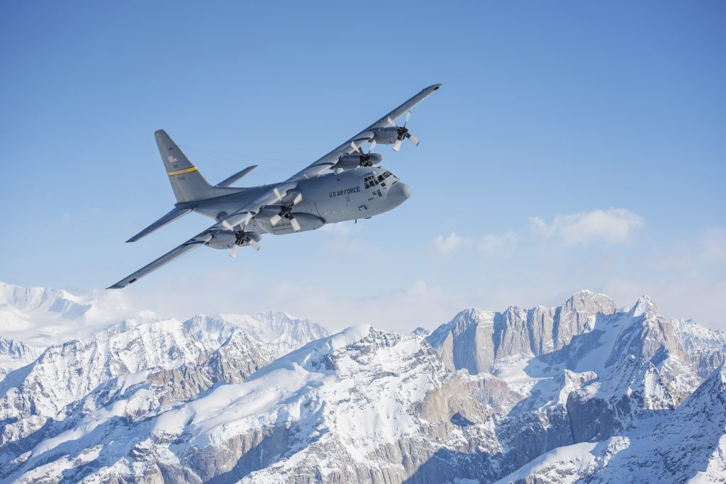 As Arctic warms up, US Air Force launches Department's first strategy for confronting threats