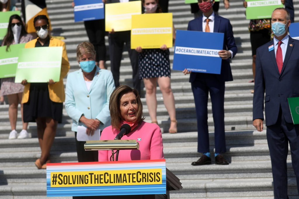 Evaluating House Democrats' new climate change report