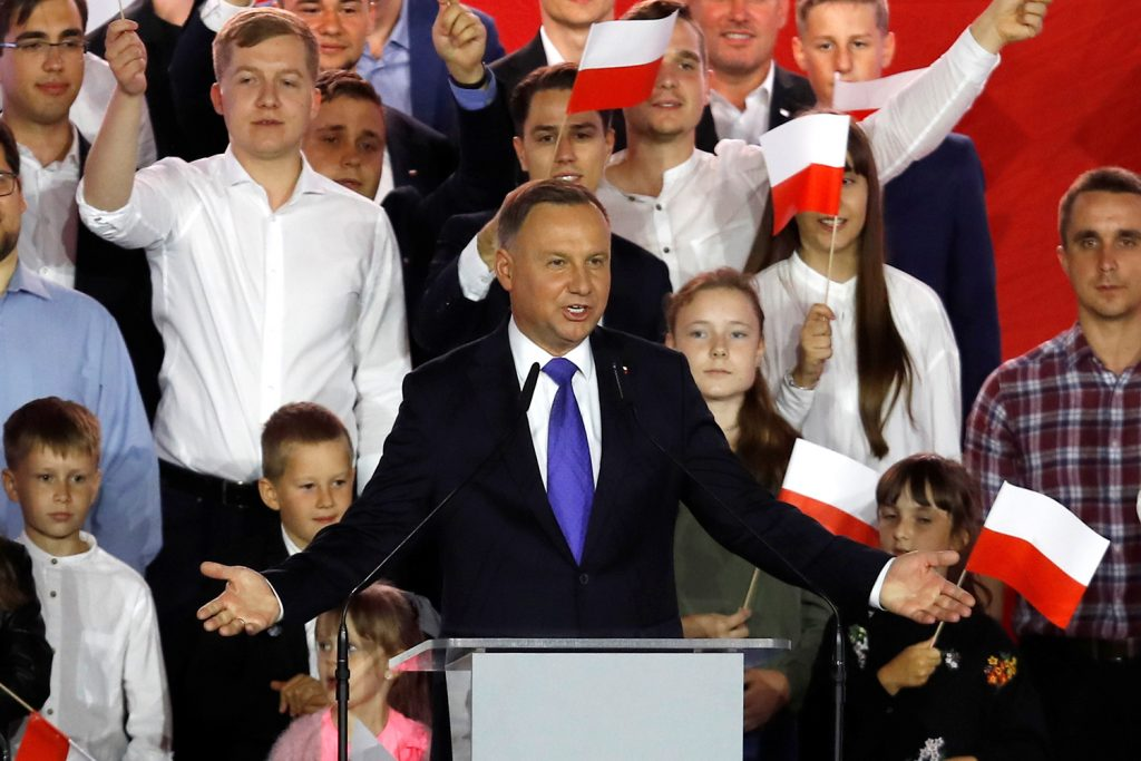 Duda wins, but must now govern a divided Poland