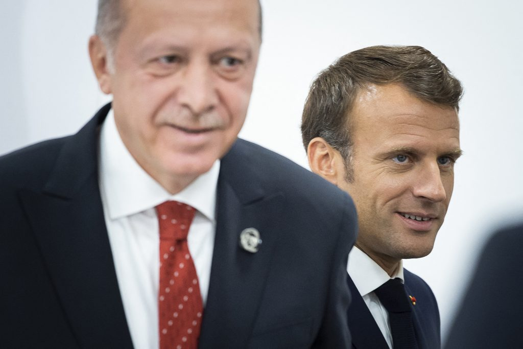 Turkey and the West: With friends like these