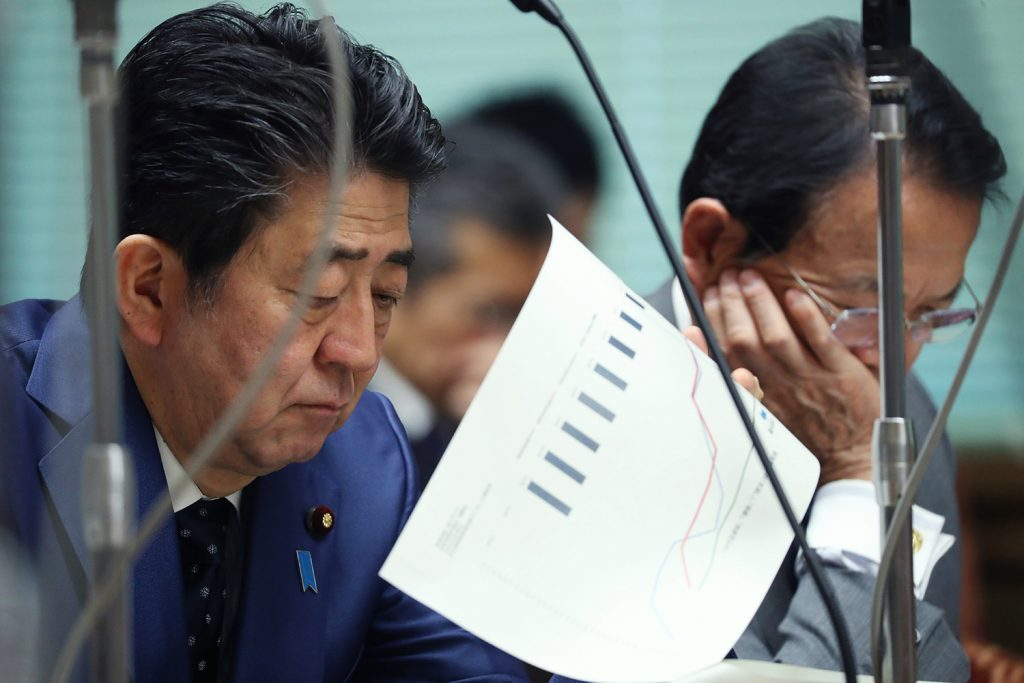 Do deficits matter? Japan shows they do.