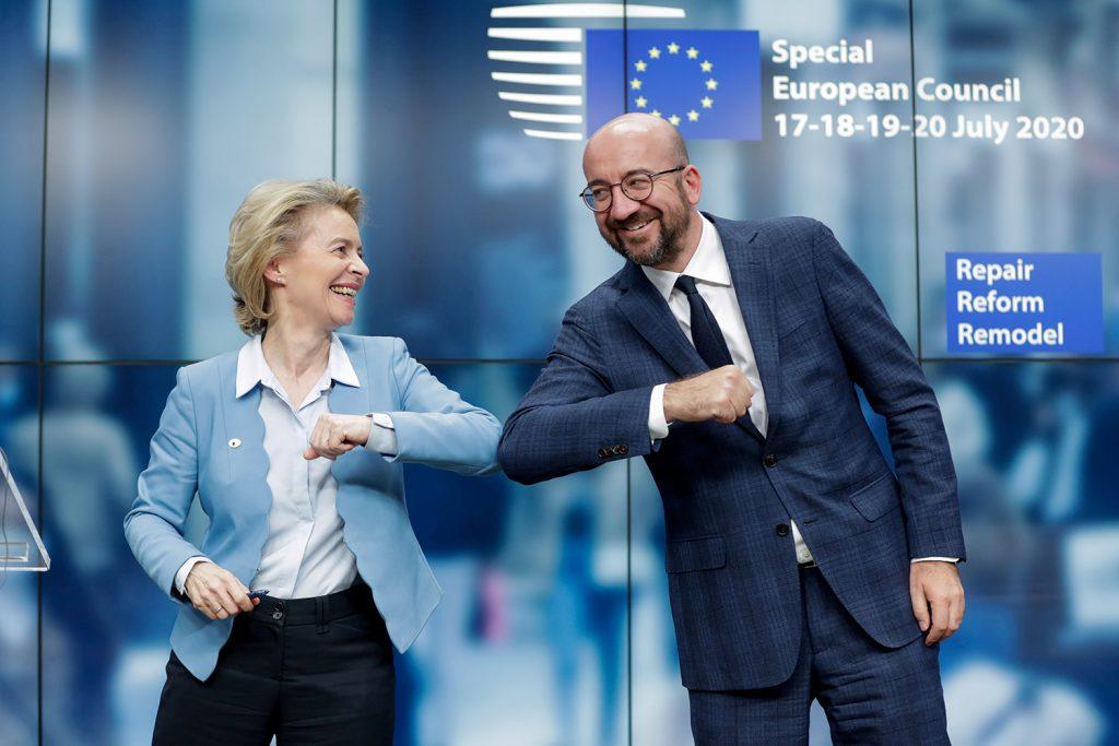 Experts react: European leaders reach decisive coronavirus recovery agreement