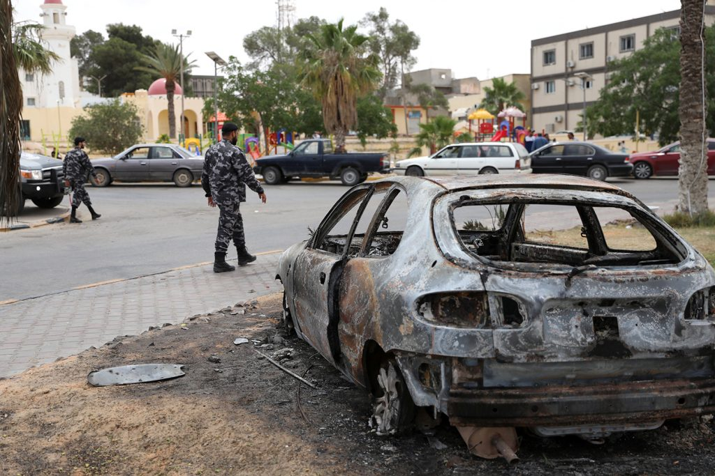 Libya's future depends on constructive, not destructive, international involvement