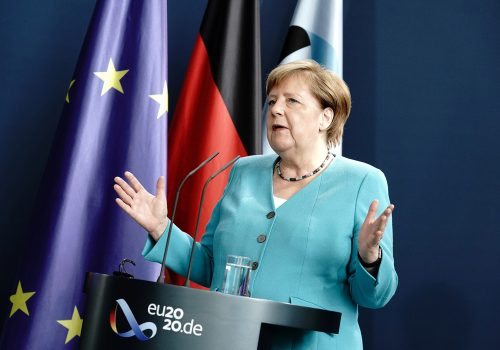 Germany and Merkel have a shot at making both European and transatlantic history