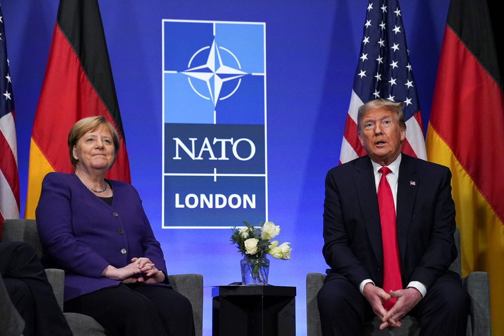 What hurts NATO the most is not the troop reductions. It's the divisive approach to Europe.