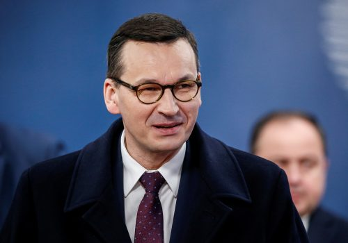 Prime Minister Mateusz Morawiecki: Poland's COVID-19 response and strategies for a post-crisis Europe