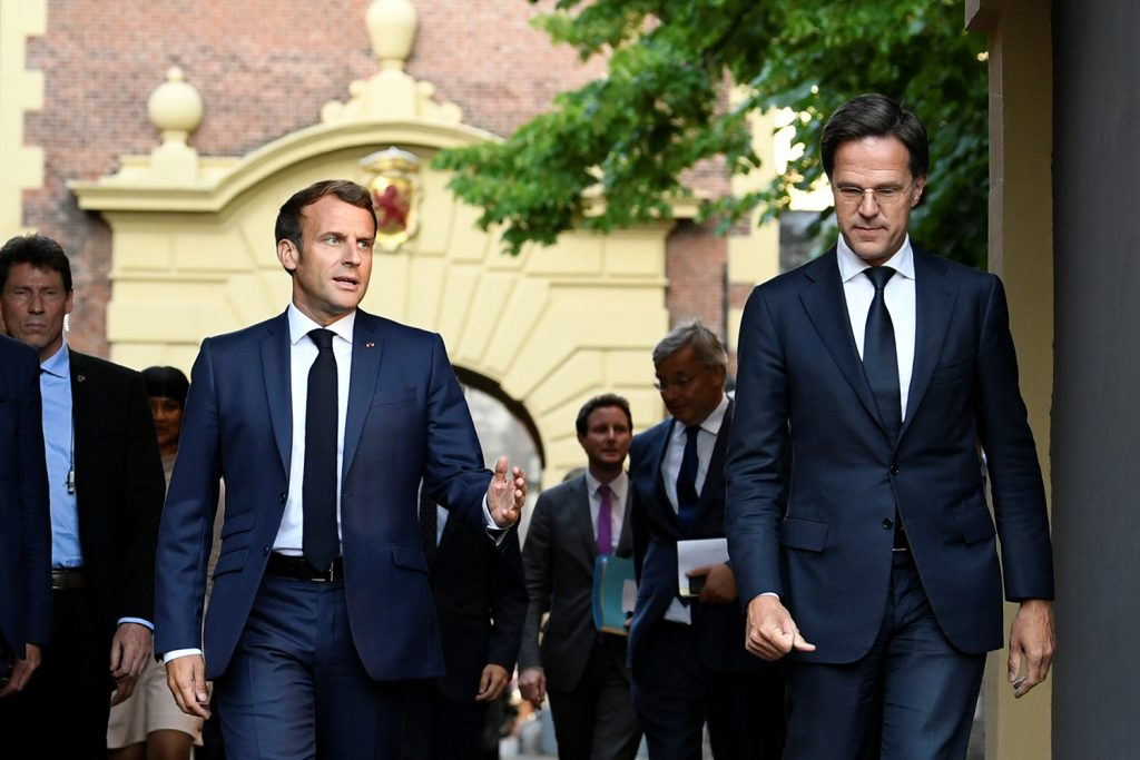 European leaders prepare for crucial coronavirus financial compromise