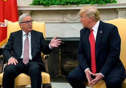 De-escalating tariff threats could jumpstart US–EU trade ties and support post-COVID 19 economic recovery