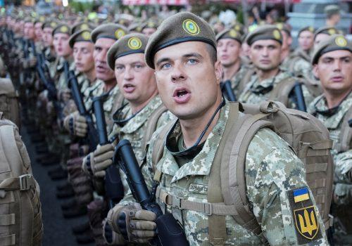 Ukraine's reformers: On target or the target?