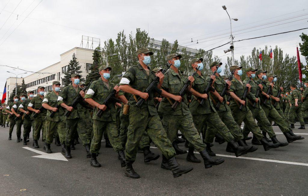 Vladimir Putin's forever war against Ukraine continues