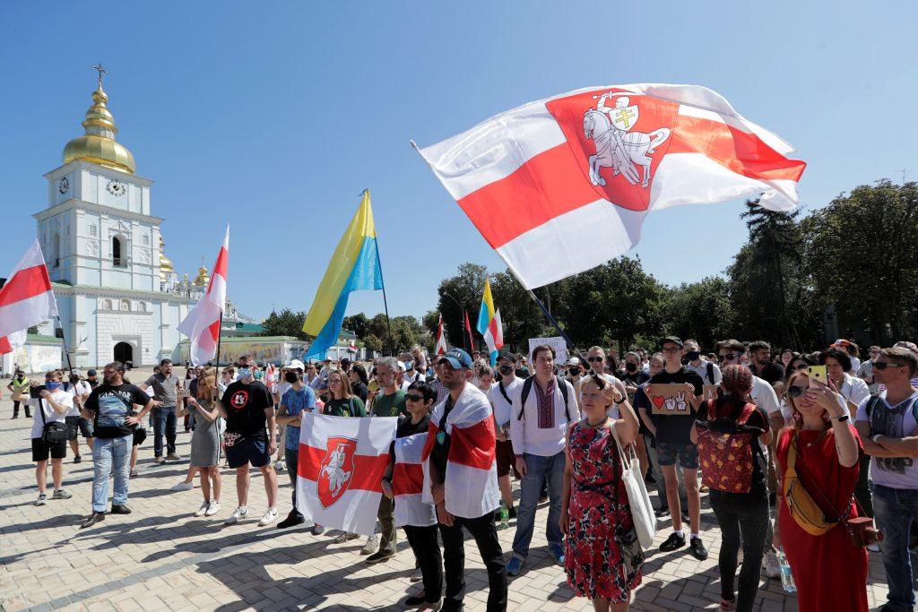 Lukashenka is wrong to use Ukraine as a cautionary tale