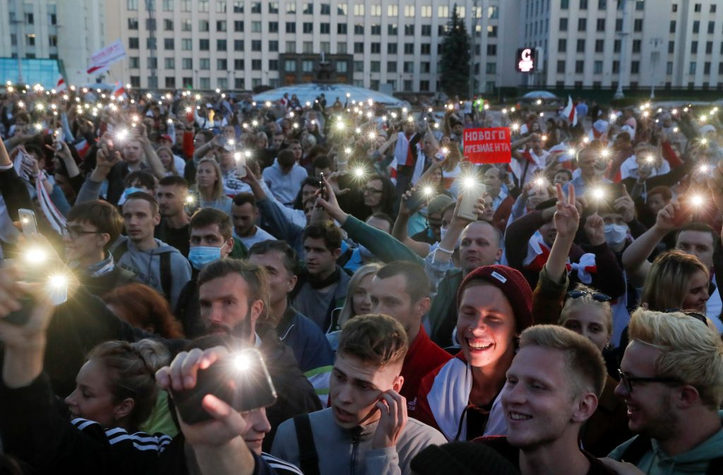 The Belarus revolution may be too velvet to succeed