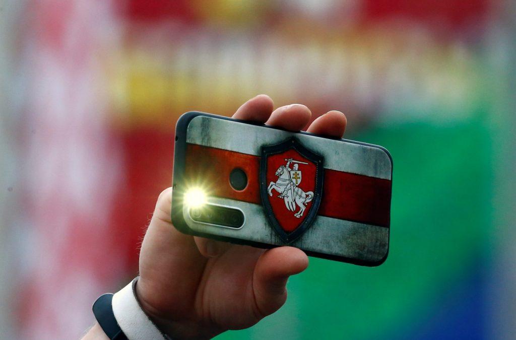 The infowar behind the Belarus revolution