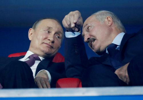 Putin risks turning Belarus from natural ally to enemy