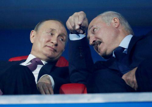 Belarus uprising faces Kremlin-backed crackdown
