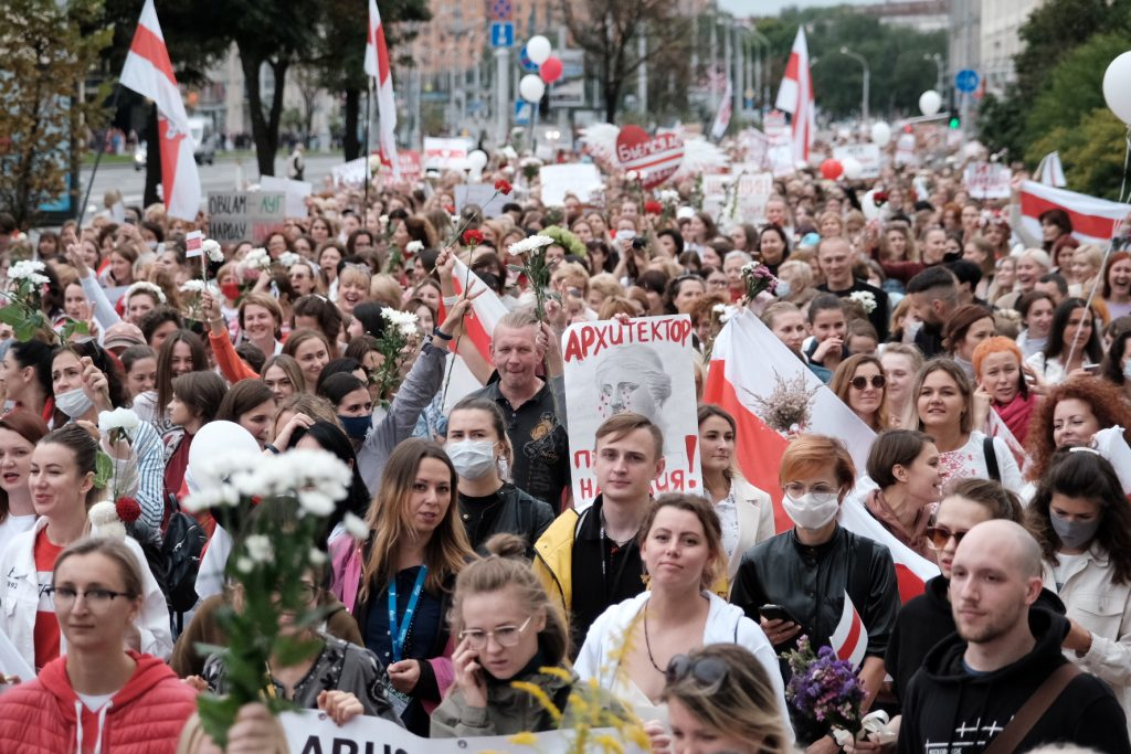 Why Putin cannot allow democracy to win in Belarus