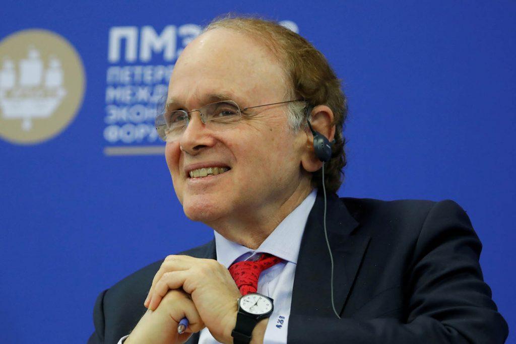 The 'big three' now rule the global energy market, says Daniel Yergin thumbnail