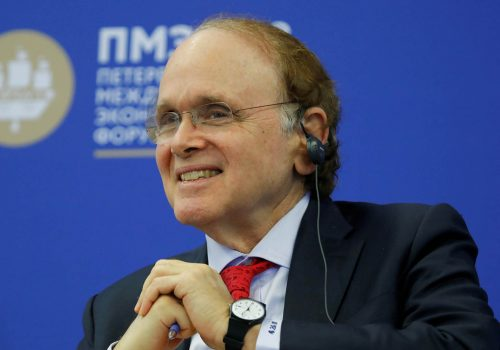 The 'big three' now rule the global energy market, says Daniel Yergin