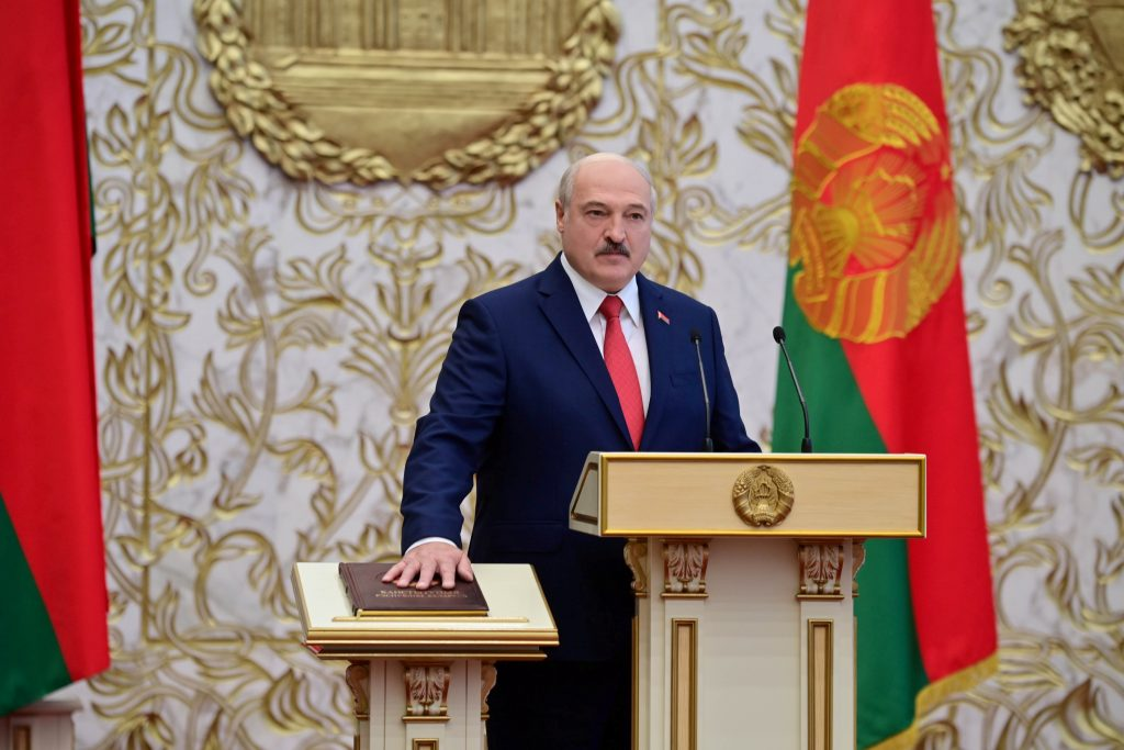 Lukashenka's rapid decline is giving Putin nightmares