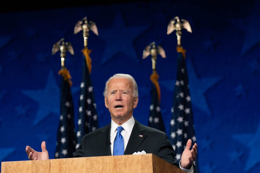 Biden eyes 2021 summit as chance to rally world democracies