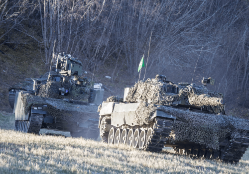 'Game out' decision making: NATO 20/2020 podcast