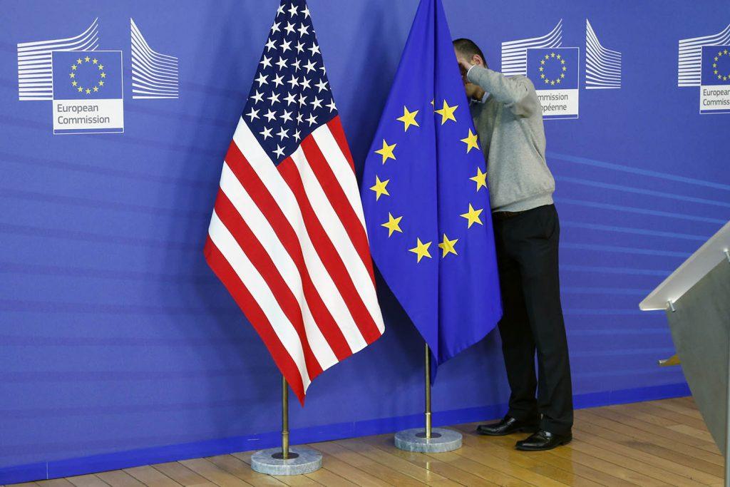 Relaunching the transatlantic trade agenda: a European perspective