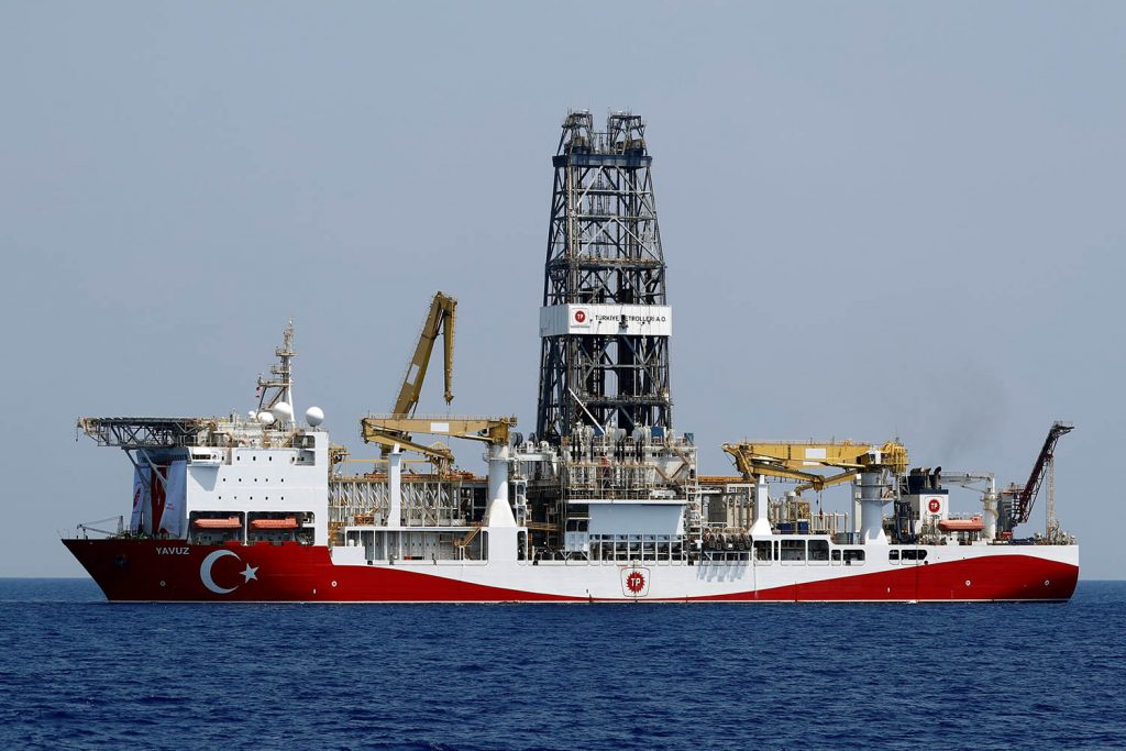 Eastern Mediterranean tensions require diplomacy, not conflict