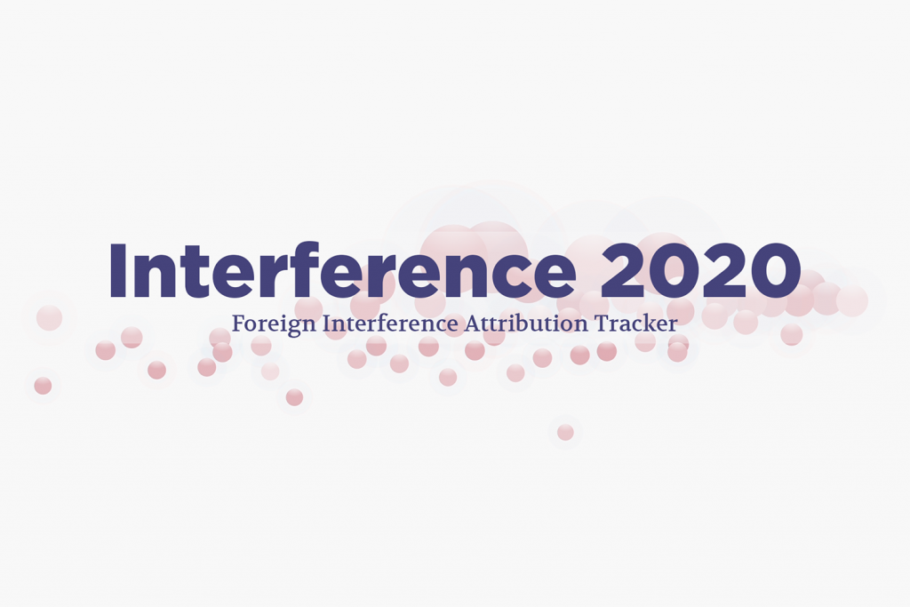 Making sense of foreign interference claims on the eve of the 2020 US election