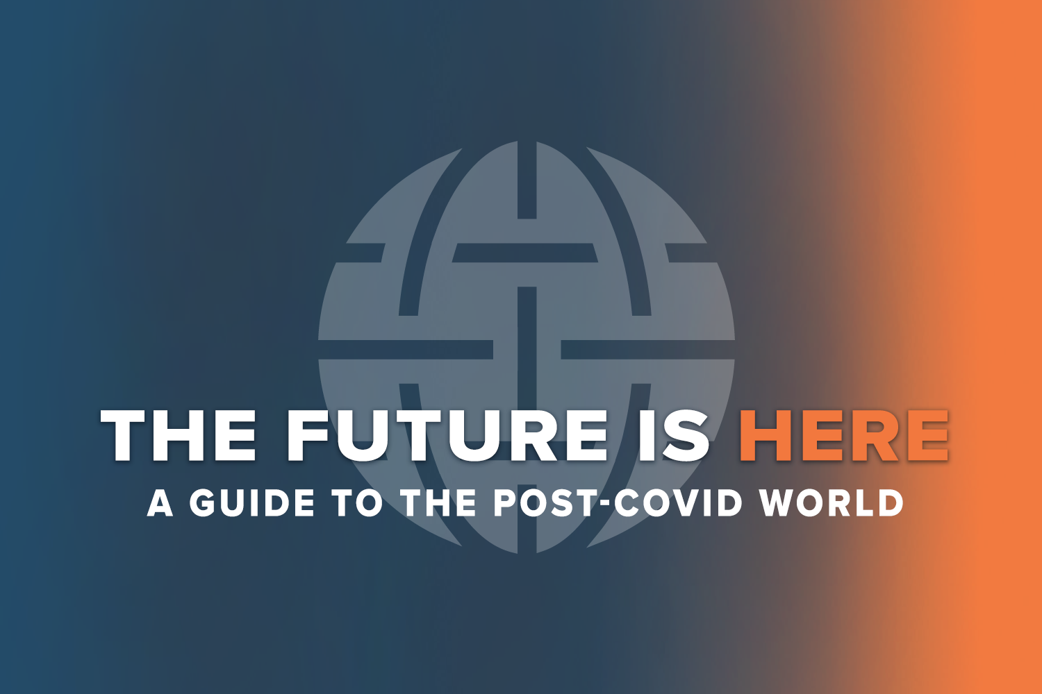 Shaping the post-COVID world this week: A global economic forecast, an airline debt deal, and a new Europe