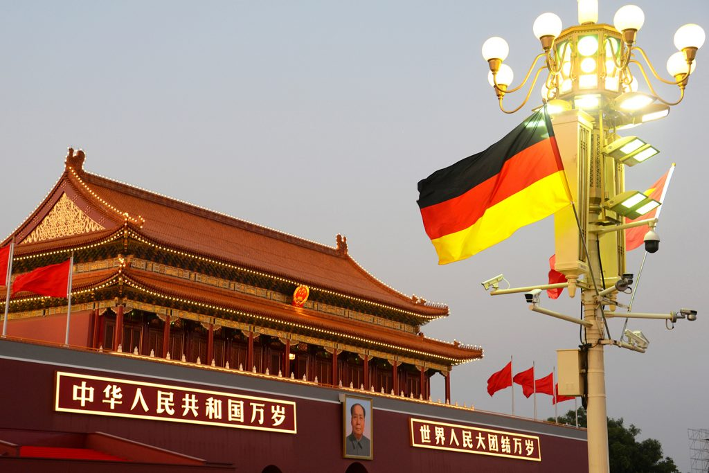 Can the US and Germany finally see eye to eye on China?
