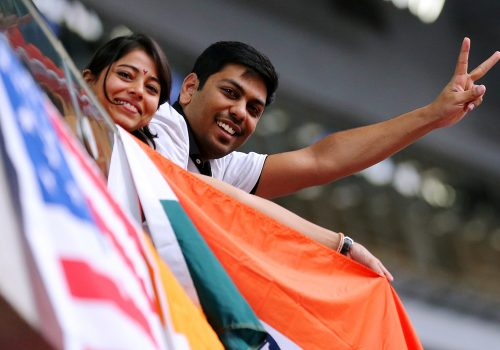 Ahmad and Salman in Foreign Policy: Why Indian Americans Matter in U.S. Politics