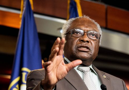 James Clyburn: The question now is whether America can 'repair our faults'