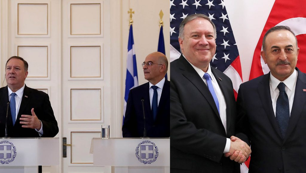 Now let's see an agreement in the Eastern Mediterranean