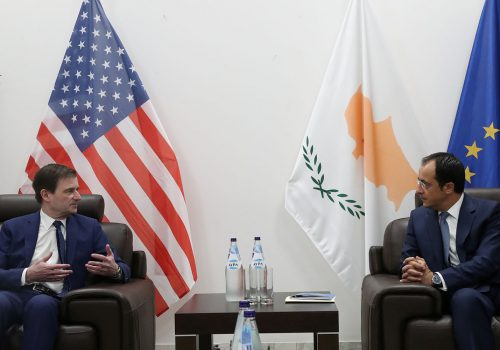 Pompeo's trip highlights strong US-Greece relationship