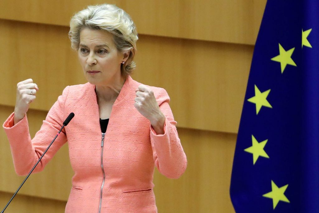 Experts react: Von der Leyen outlines vision for Europe's post-COVID future