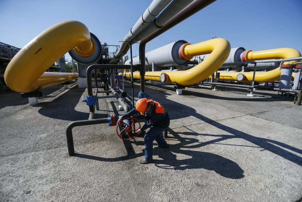 Political pressure threatens Ukraine's gas sector reforms