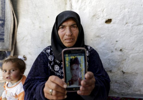 ICMP report highlights need to launch missing persons process for Syria
