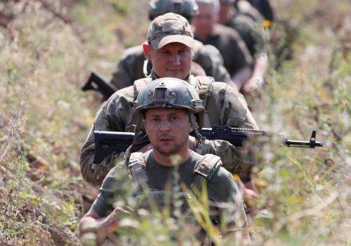Another August surprise: What is Putin up to in Ukraine?