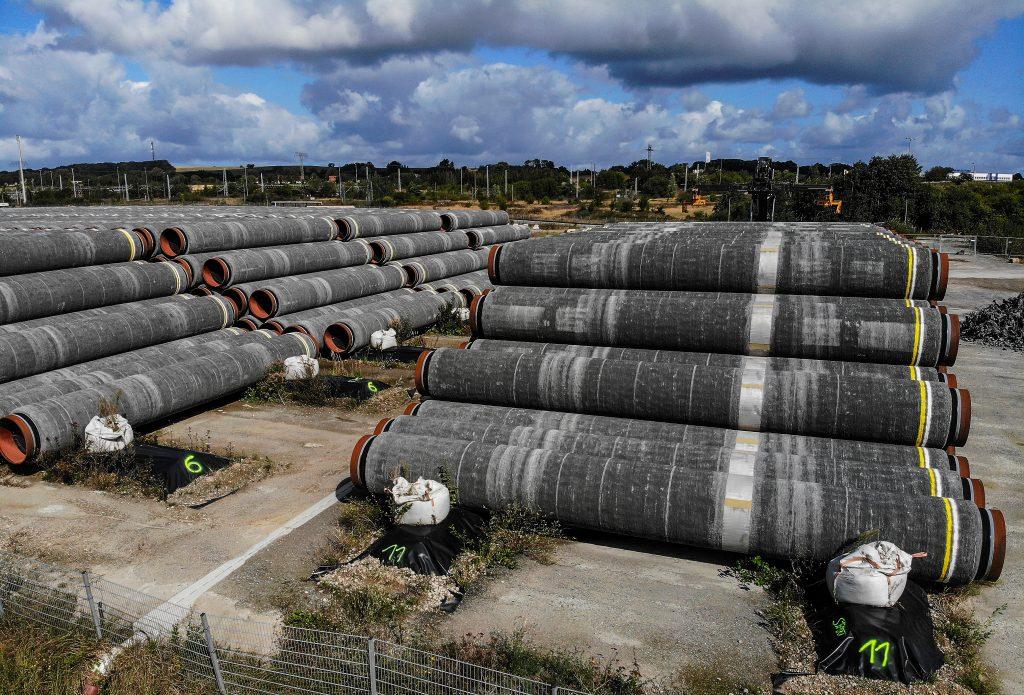US expands sanctions against Putin's pipeline