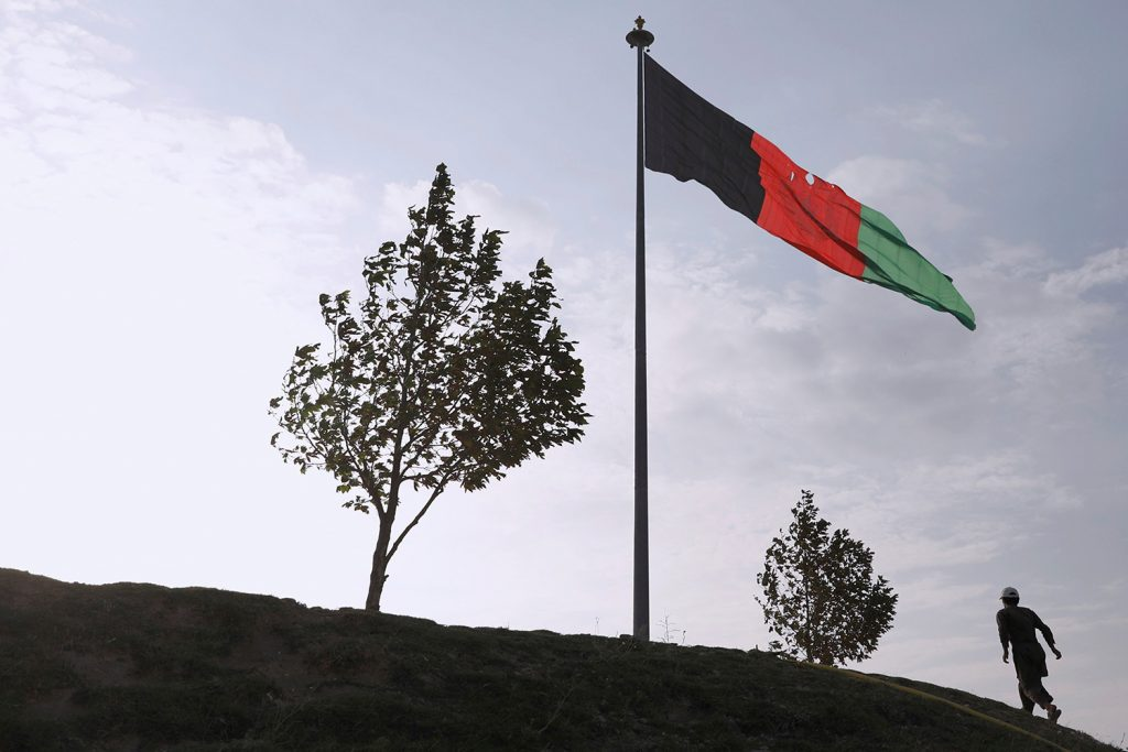 Don't abandon peace for Afghanistan