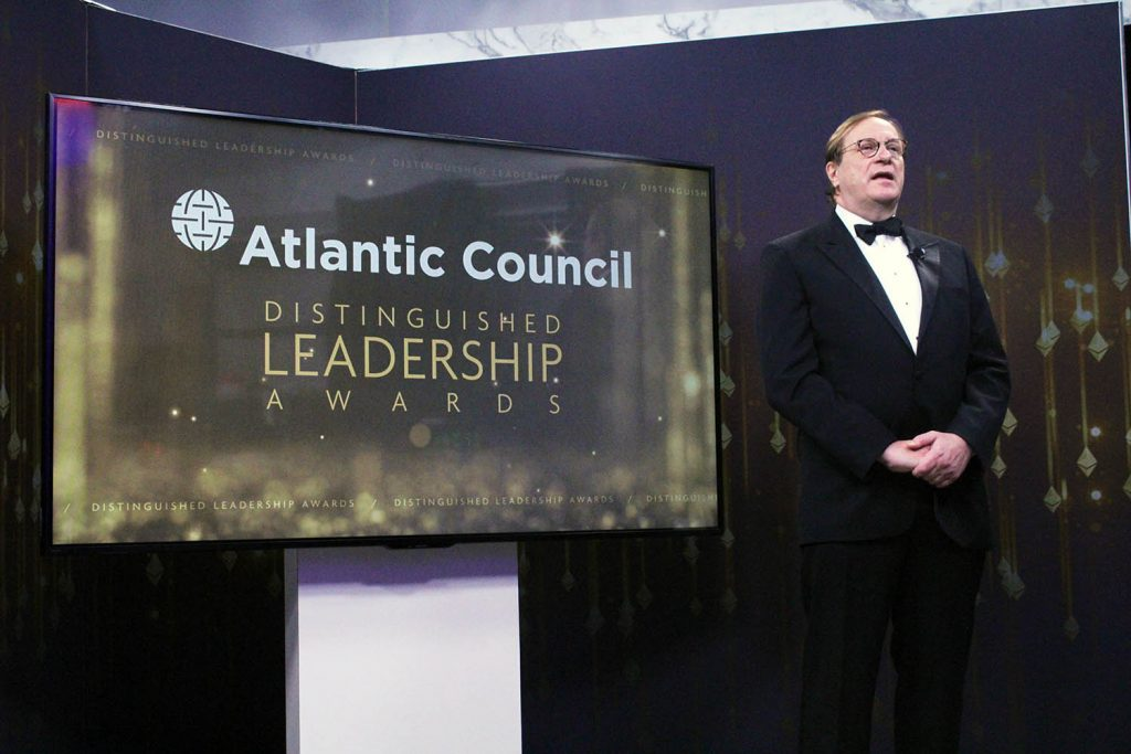 Transcript: The 2020 Atlantic Council Distinguished Leadership Awards