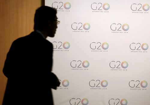 From debt relief to restructuring: The G20 wakes up to reality