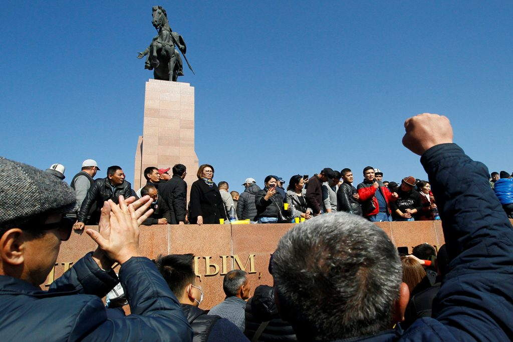 Kyrgyzstan gripped by political chaos again: What comes next?