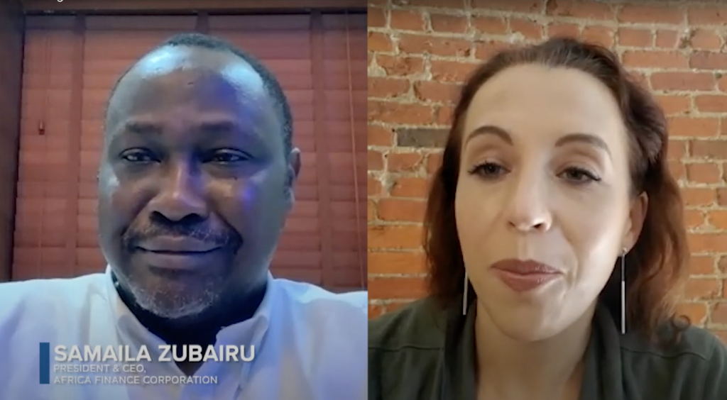 Reducing Africa's infrastructure deficit: An interview with AFC President & CEO Samaila Zubairu