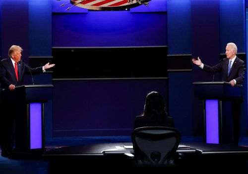 FAST THINKING: The US election's implications for allies and adversaries