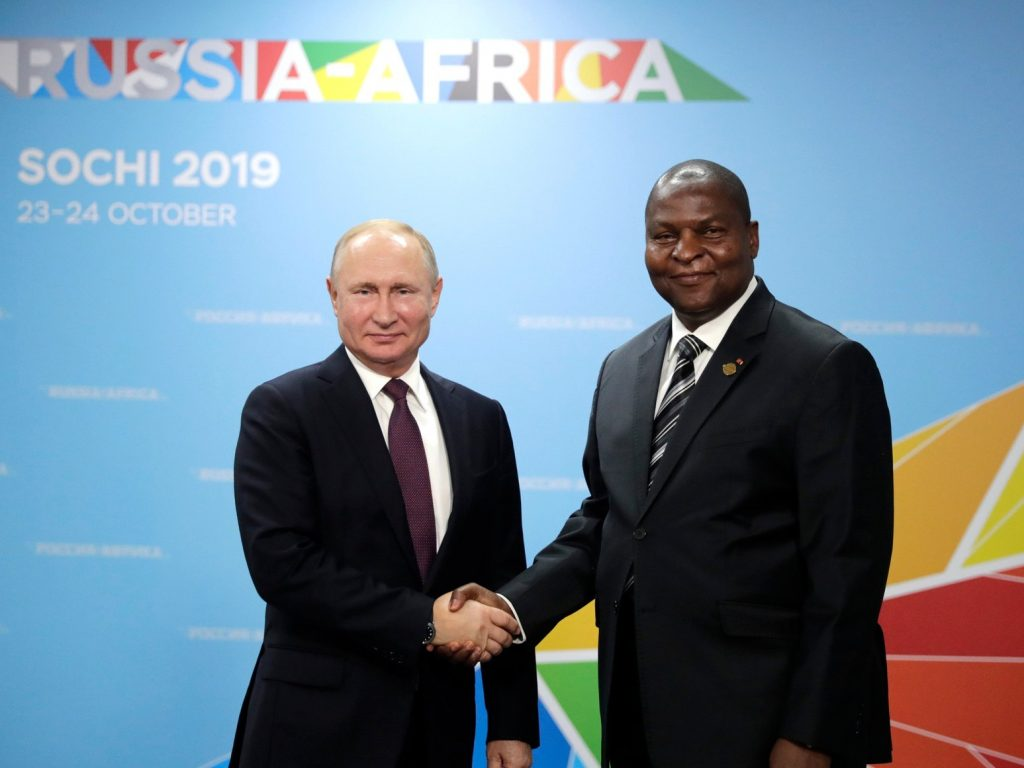 Central African Republic: Ground zero for Russian influence in Central Africa