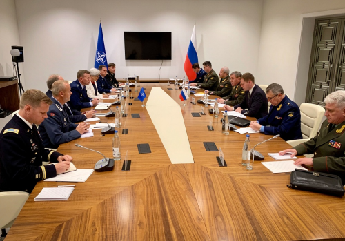 Threaten decisive nuclear retaliation: NATO 20/2020 podcast