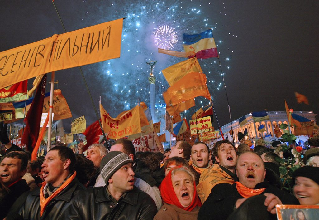 How Ukraine's Orange Revolution shaped twenty-first century geopolitics