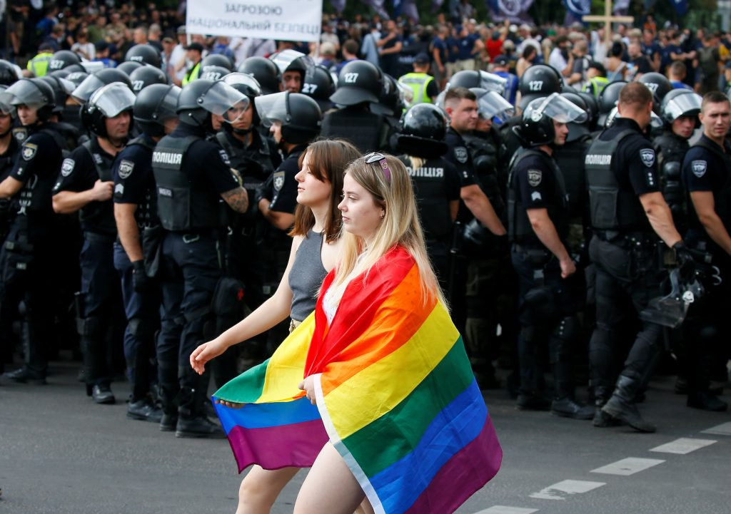 LGBTQ rights in Ukraine and the false dawn of Zelenskyy