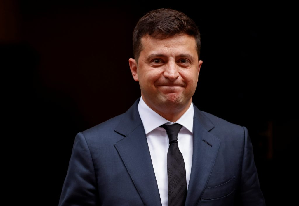 No IMF funding for Ukraine until Zelenskyy earns trust